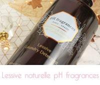 pH fragrances Lessive Gardénia & Jasmin de cachemire