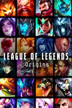 League of Legends: A Origem Torrent - WEB-DL 720p/1080p Legendado