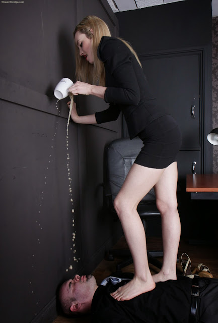 office domination mistress