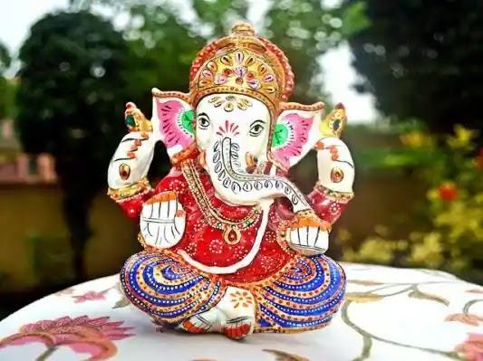 Lord Ganesha Images HD Free Download Ganpati Bappa & Vinayaka Images - MadBestShayari