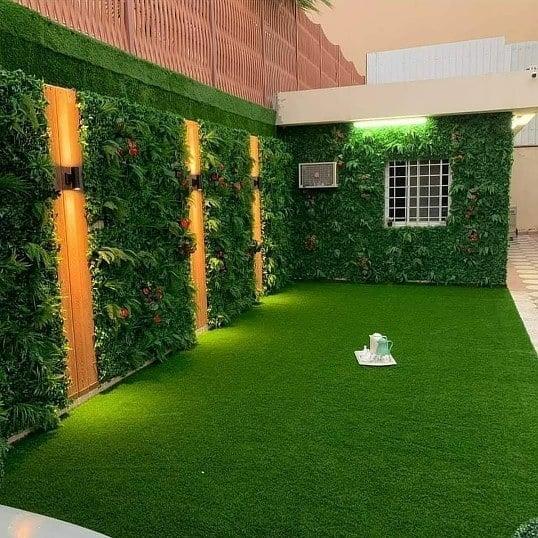 تنسيق حدائق منزلية بالمدينة المنورة