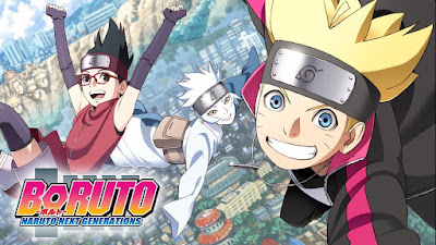 Boruto: Naruto Next Generations Subtitle Indonesia Batch