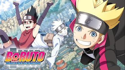 Boruto: Naruto Next Generations Episode 100 – 112 Subtitle Indonesia