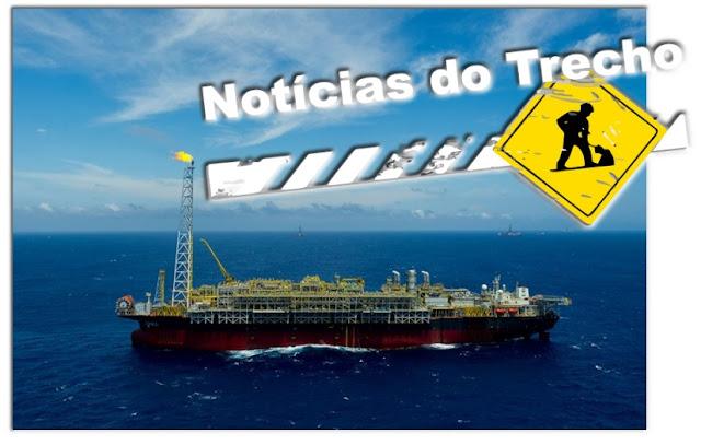 Resultado de imagem para FPSO Cidade de São Mateus noticias trecho