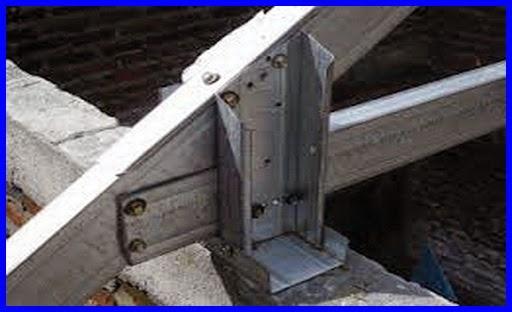 harga atap baja ringan asbes ringan: cara kerja pemasangan beserta ...