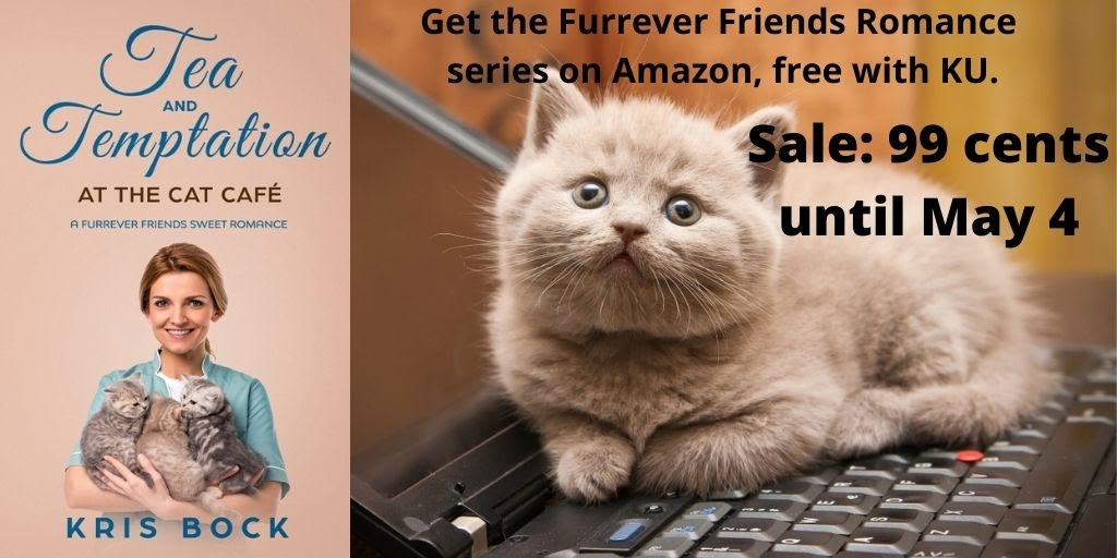 If you love sweet romance and cats, don't miss this 99c sale! #romance #sweetromance #contemporaryromance