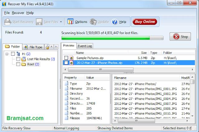 تحميل برنامج file recovery كامل myegy احدث اصدار