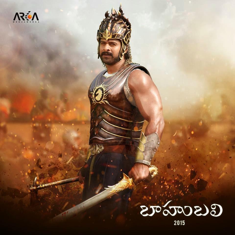 Bahubali Prabhas First Look Movie Wallpapers HD