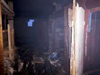 (ФОТО)Пожар в селе Филатовское