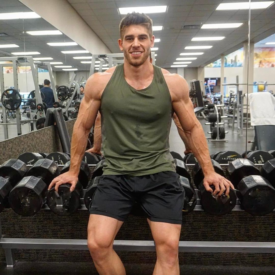 muscular-veiny-strong-arms-gym-hunk-smiling
