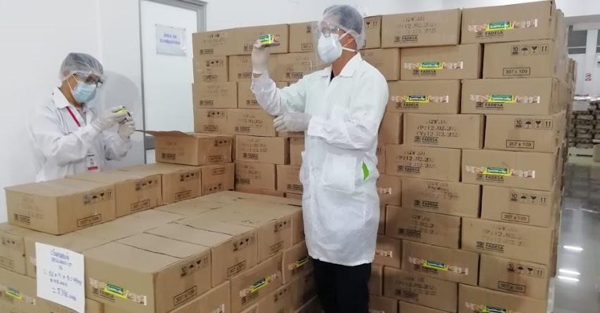 QALI WARMA: Programa social supervisa alimentos para atender a más de 185 mil escolares de San Martín como parte de la cuarta entrega - www.qaliwarma.gob.pe