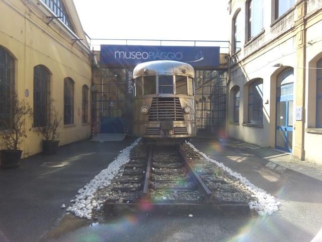 Museo della Piaggio Pontedera RisparmiaEviaggia