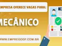 Emprego para Mecânico com salário de R$2.856,00 - 09.01.19
