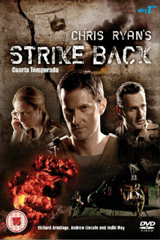 Strike Back [Season 4] [2016] [DVDR] [NTSC] [Latino]