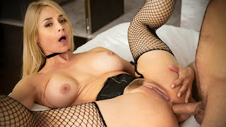 Sarah Vandella Hot Blonde MILF Anal Cheating