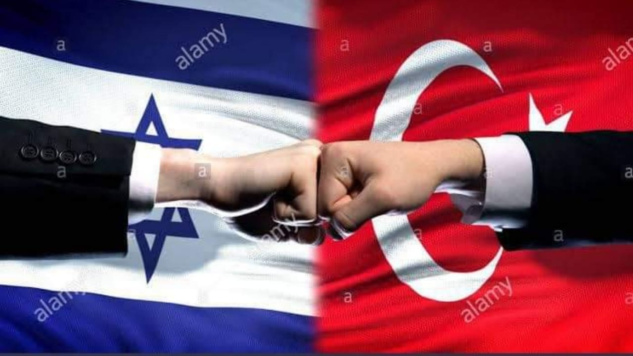 Mayoritas Warga Turki Tidak Suka dengan Israel