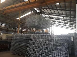 Jual Pagar BRC Bekasi,Cikarang,Bandung,Surabaya,Yogya, Sumatera, Pagar BRC Besi Baja Konstruksi