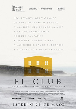 El club online 2015 - Drama, Chile