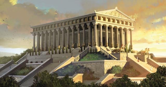 Haliskarnas Mozolesi nedir? Nerededir?