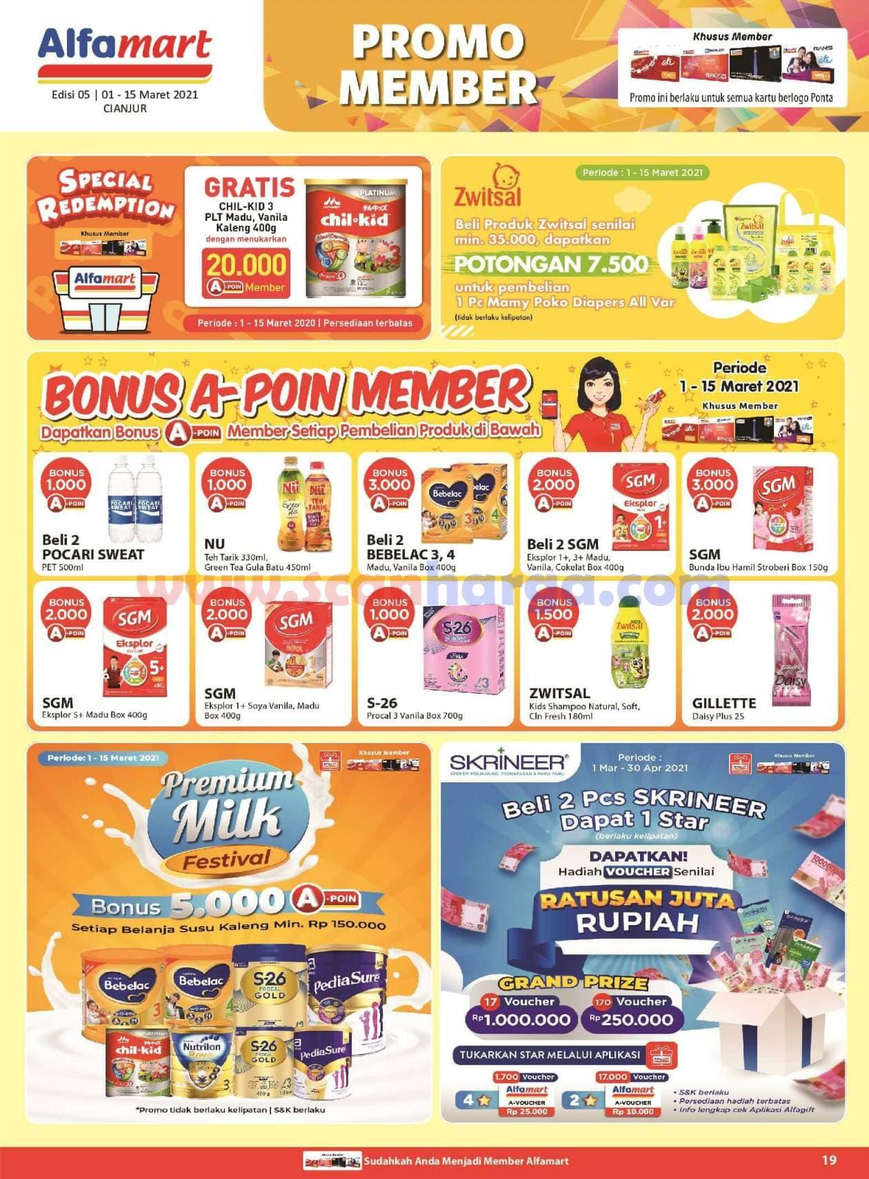 Katalog Promo Alfamart 1 - 15 Maret 2021 19