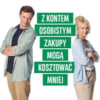 Premie pieniężne 150 zł i bony 150 zł za Konto Optymalne w BGŻ BNP Paribas