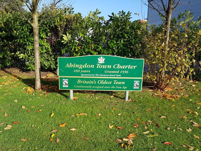 Abingdon is Britain's Oldest Town
