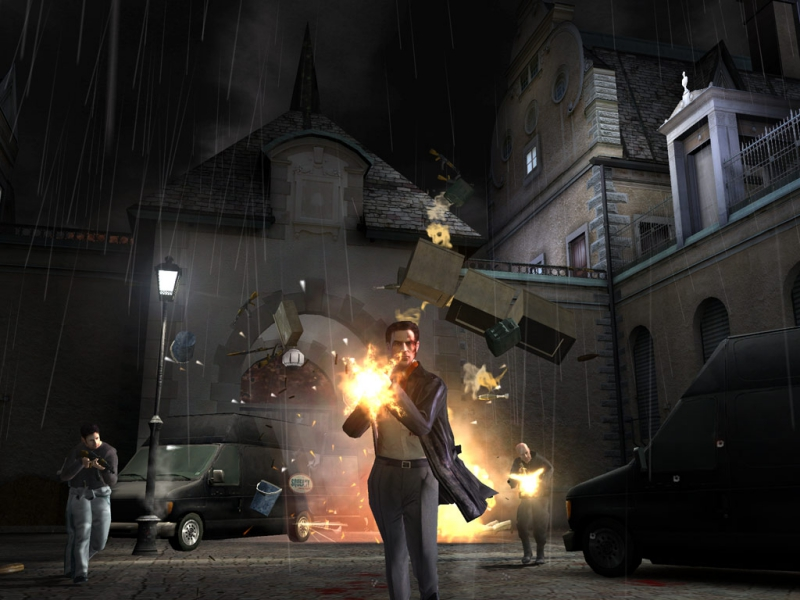Download Max Payne 2 Game Setup Exe