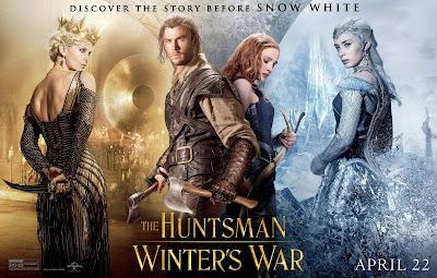 הצייד: מלחמת החורף - ביקורת סרט ללא ספויילרים