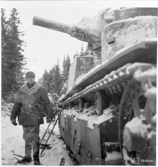 22 February 1940 worldwartwo.filminspector.com Soviet Tank