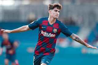 3 Serie A clubs set to battle it out for Barcelona youngster Alex Collado