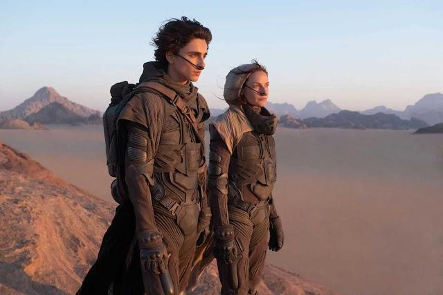 أكثر عمل سينمائي انتظاراً في سنة 2020 فيلم Dune للمخرج Denis Villeneuve