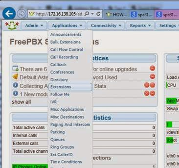 Linksys SPA3102 with Freepbx setup – مركز دعم الشبكات و التقنية