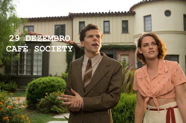 Café Society (2016) de Woody Allen