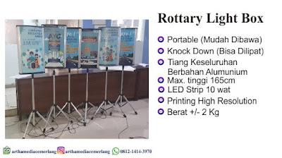 Rottary Light Box