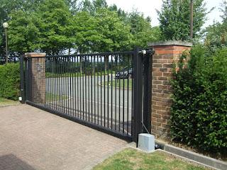 Perangkat automatic gate
