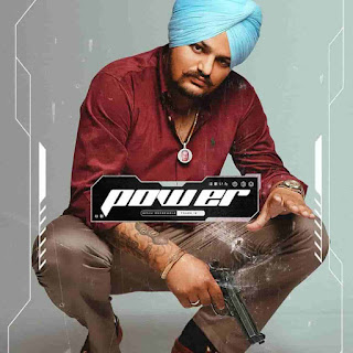 Sidhu Moose Wala Power Lyrics Status Download Song Ni munda power ch ho power ch rehnda sarkaran wangu ni WhatsApp video black background.