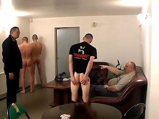 Bare ass spanking male hot schoolboys 9