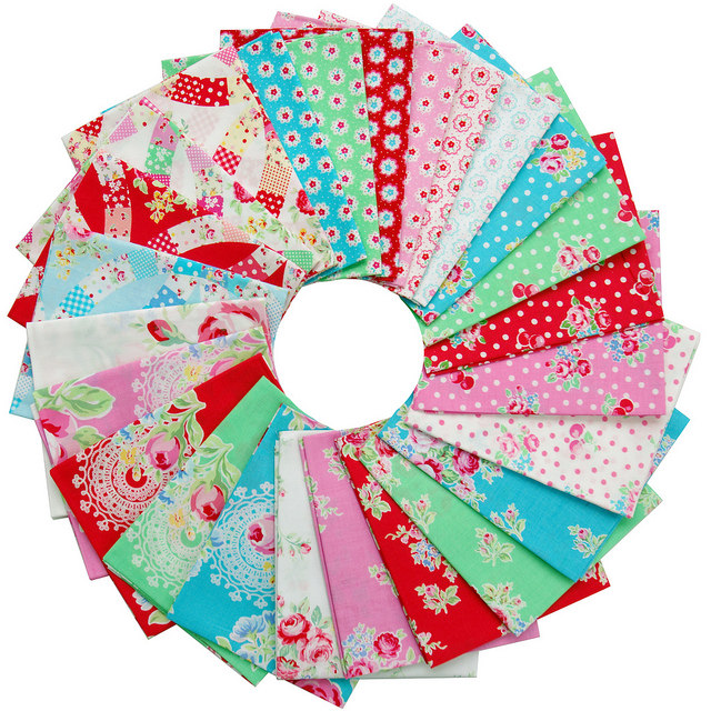 Flower Sugar Fall 2014 - Lecien | Red Pepper Quilts