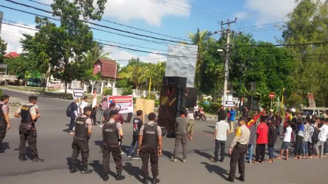 Perppu Ormas Memantik Aksi Pro Kontra Mahasiswa di Lotim
