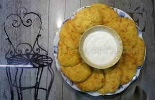 Рецепта за картофени кюфтета на фурна със сирена