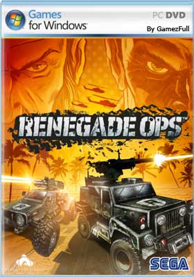 Renegade Ops PC [Full] Español [MEGA]
