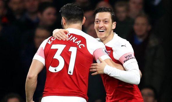 Arsenal 5 - 1 AFC Bournemouth