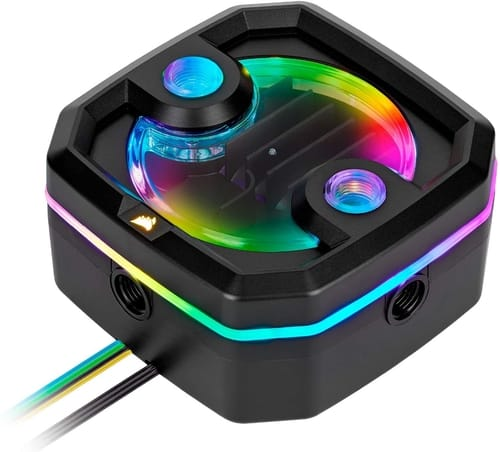 Review Corsair Hydro X Series XD3 RGB Pump