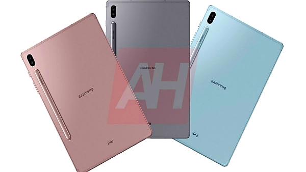 تسريب آخر موصفات عن Galaxy Tab S6