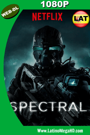 Spectral (2016) Latino HD WEB-DL 1080P (2016)