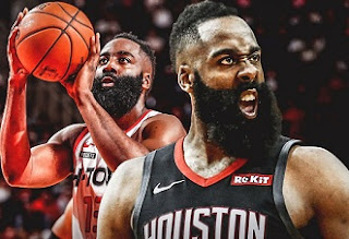 Rockets' James Harden becomes 45th player to reach Career high 20,000 points