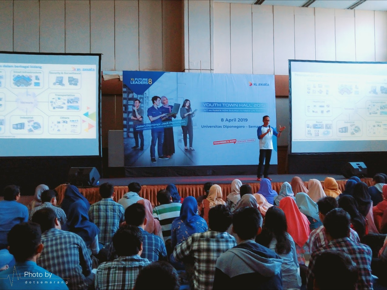 Event Youth Town Hall 2019 di Semarang