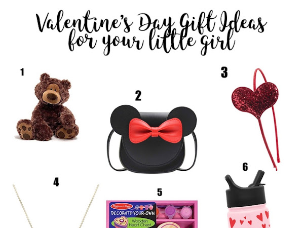 Valentine's Day Favorites for Little Girls