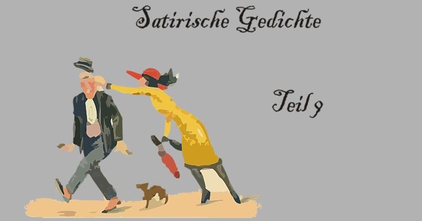 Gedichte Und Zitate Fur Alle Satirische Und Humorvolle Gedichte