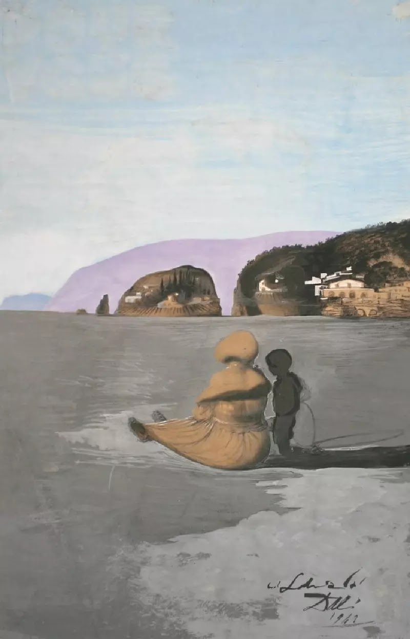 Salvador Dali Adolescene